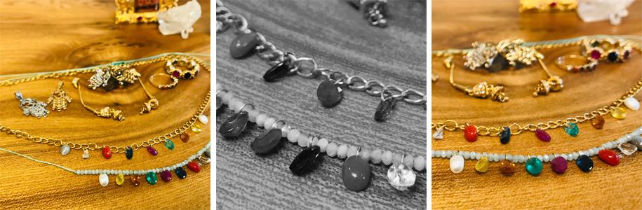 Puja Energy Jewelry,ハーモニーウィズアース,ロゴトートバッグ,立川奈緒子,オンラインストア