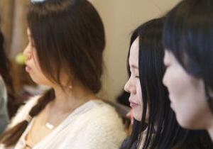 グロウアップメッセージクラス,ハーモニーウィズアース,立川奈緒子